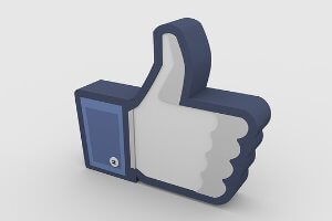 Facebook duimpje facebook voor facebook marketing