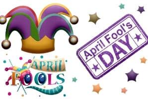 April's foolday